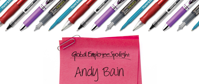 Employee Spotlight Andy
