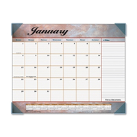 Stay organized and punctual with this calendar.