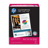 HP ColorLok Paper is smear-resistant with an extra-smooth surface.