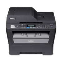 This all-in-one multifunction printer is ideal for small offices or home offices.