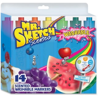 mr-sketch scented markers
