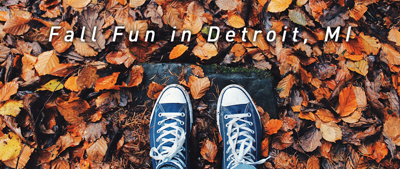 Fall Fun in Detroit, MI