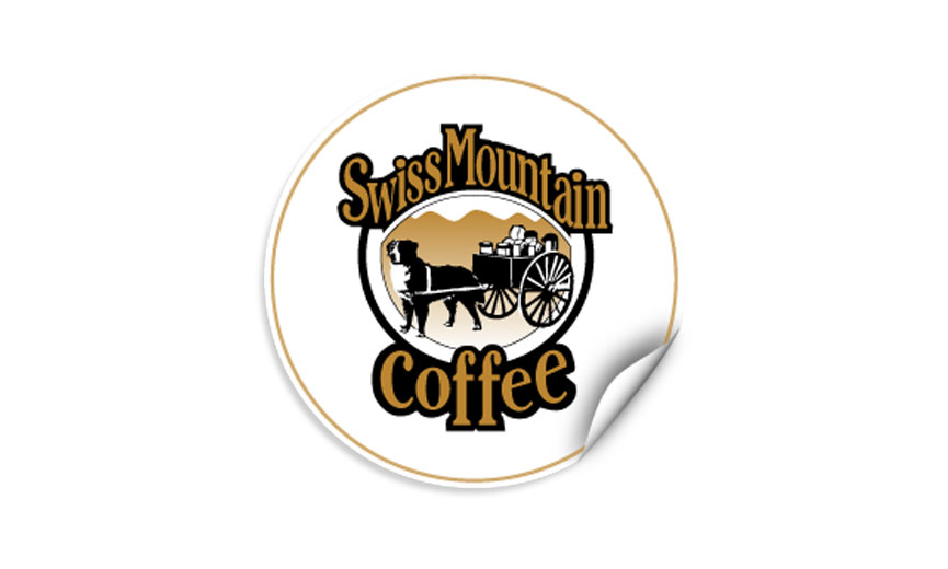 swiss mountain coffee