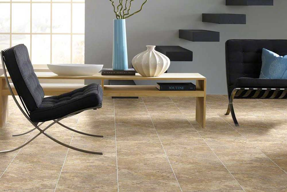 resilient flooring