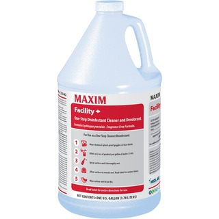 Maxim Facility+ One Step Disinfectant